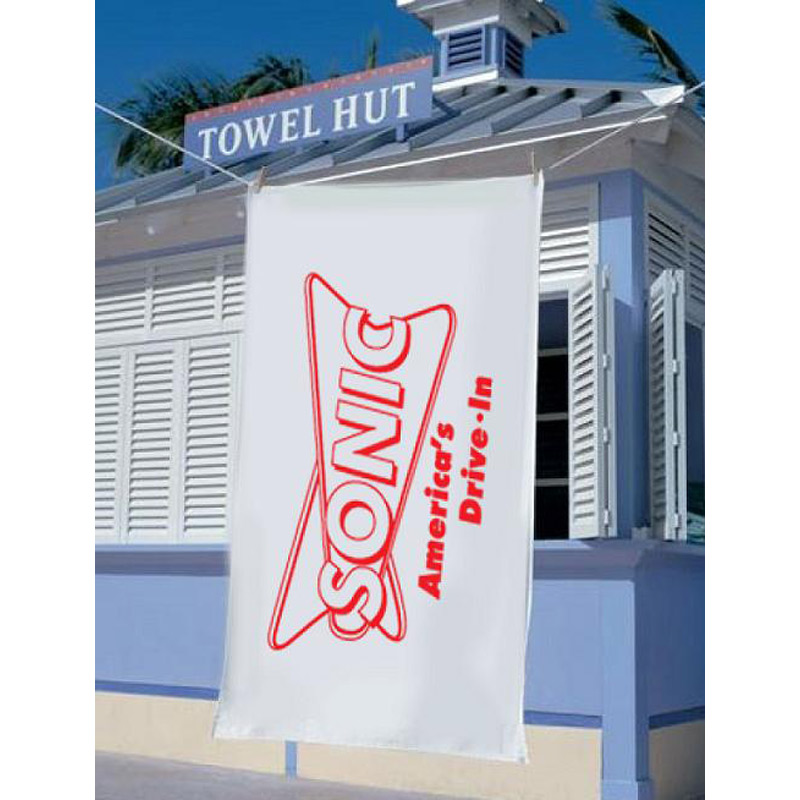 Midweight Beach Towel