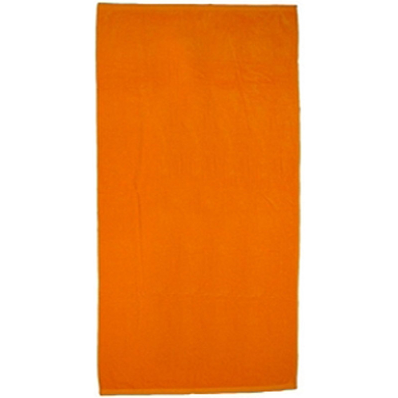Basic Weight Colored Beach Towel