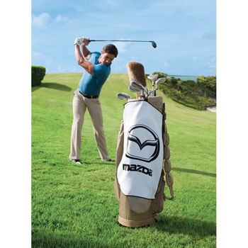 Links Golf Towel