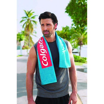 ColorFusion Workout Towel