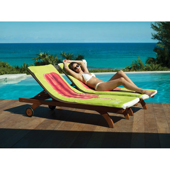 ColorFusion Hot Lounge Chair Cover