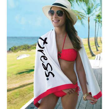 Turkish Signature Midweight Islander Beach Towels