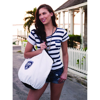 Nautical Reversible Bag