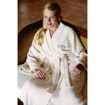 Eco-Friendly Turkish Bamboo Robe