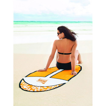 Hibiscus Stock Design SurfBoard