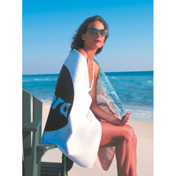 2-Story Beach Towel (Ultra  Size)