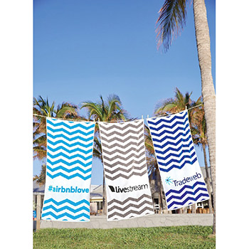 Monto Carlo Beach Towel™